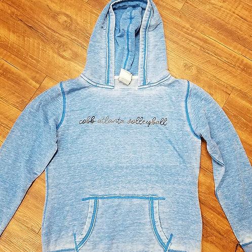 Dyed HoodedSweatshirt