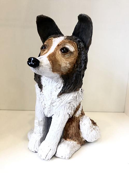 Medium Dog Sculpture