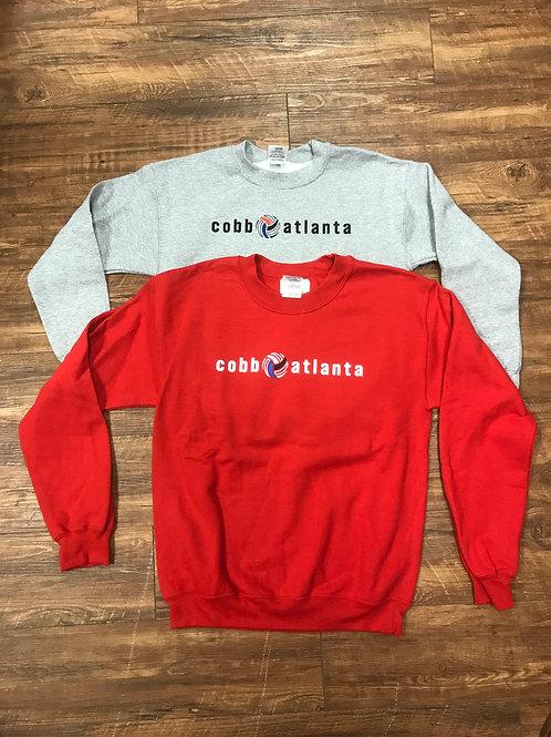 CAJ Crew Neck Sweatshirt
