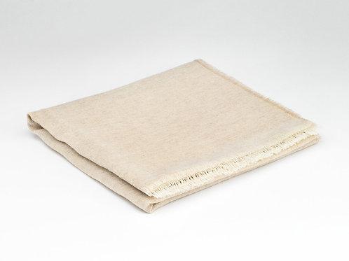 McNutt Lambswool Scarf - Linen