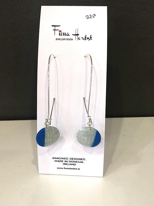 Fiona Herbst Drop Hook Earrings