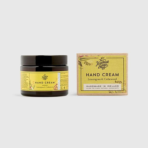Hand Cream - Handmade Soap Co