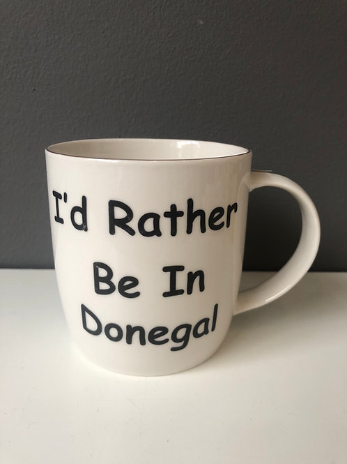 Donegal and Letterkenny Mug