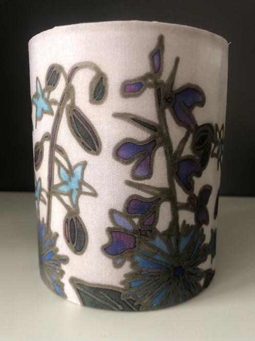 Bamboo Lantern - Cornflower