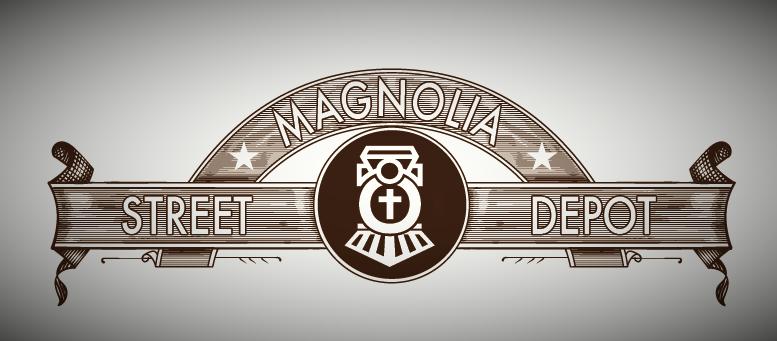 Magnolia St Depot logo