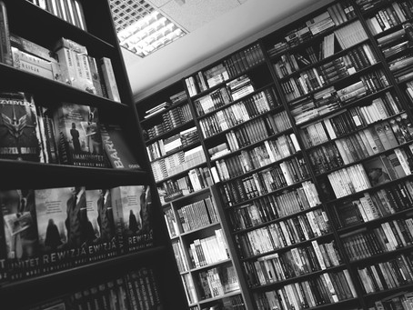 Why buying a book is like taking out life insurance