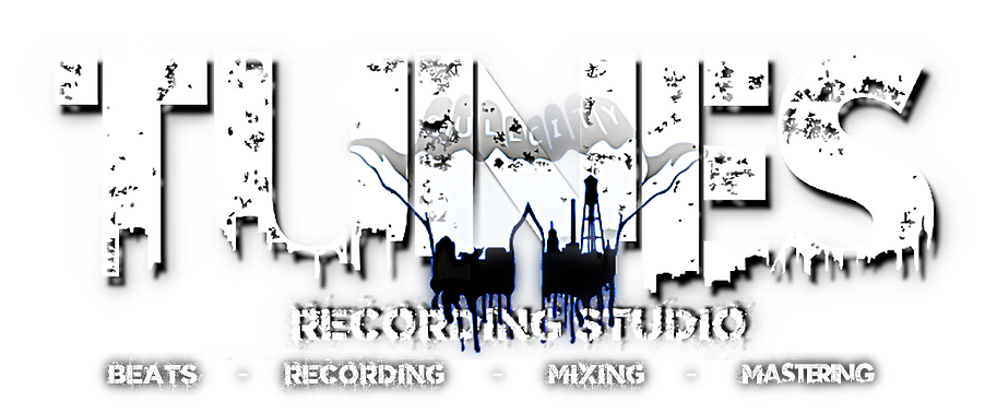 Tunes Recording Studio banner