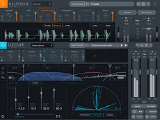 Mastering audio at Tunes Recording Studio
