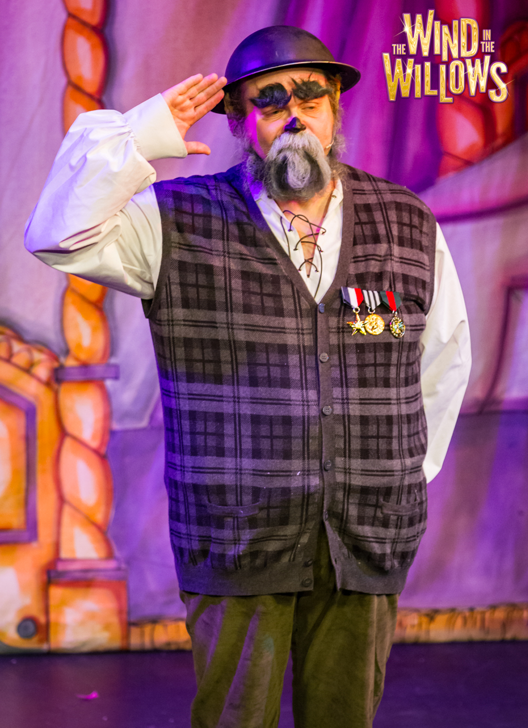 Peter Devoy as Badger