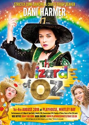 Wizard of Oz Whitley Bay