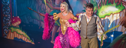 Jade Natalie and Billy Pearce in The Wind in the Willows