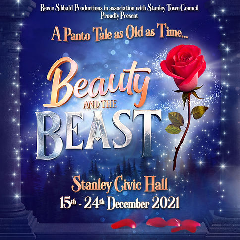 Beauty and the Beast Stanley Civic Hall