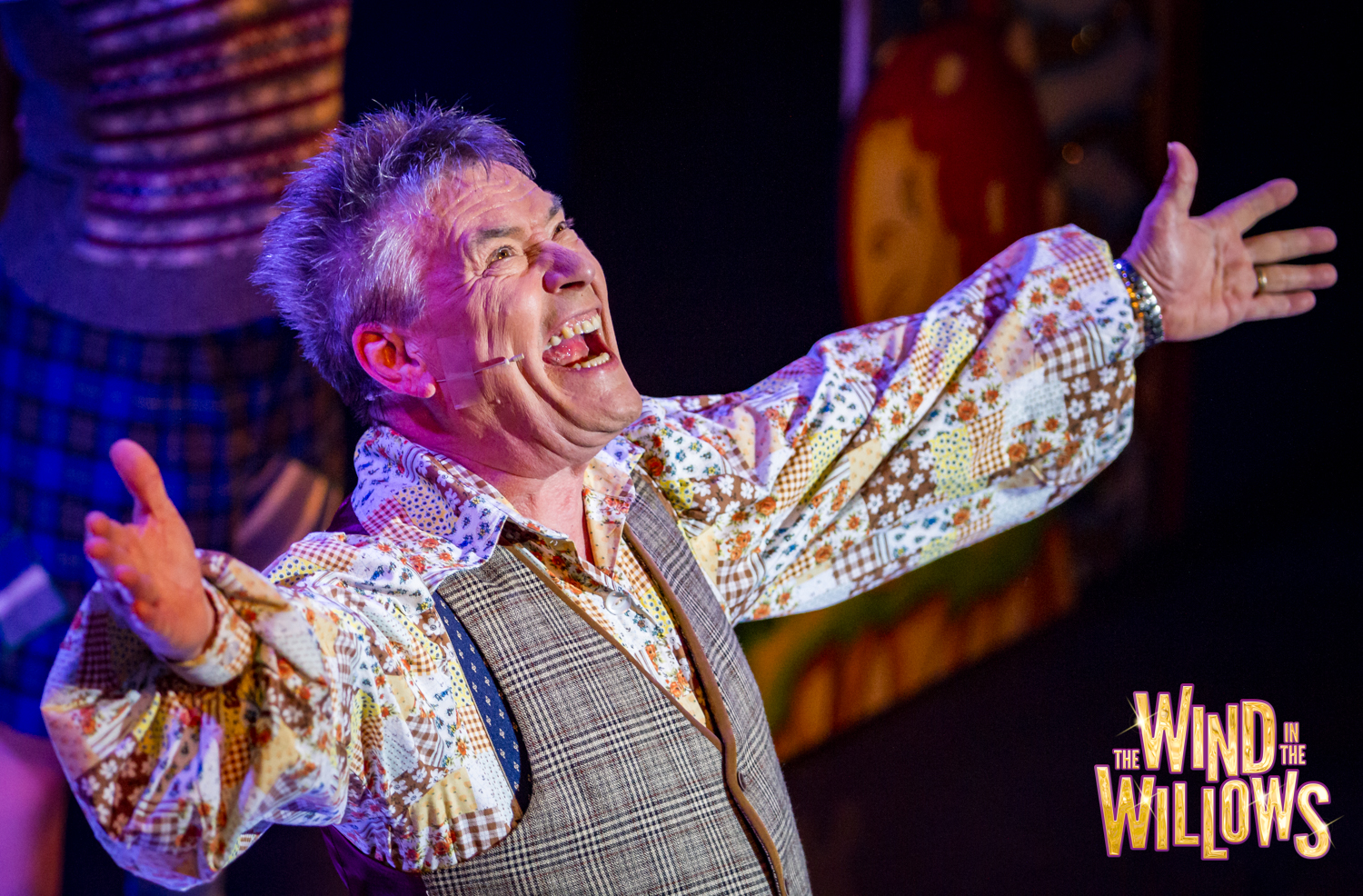 Billy Pearce as Mr Toad