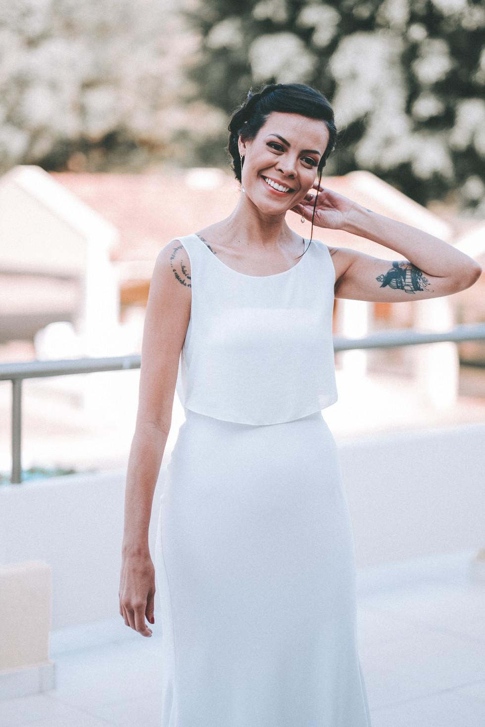 vestido de noiva simples, vestido de noiva clean, vestido de noiva minimalista, vestido de noiva liso