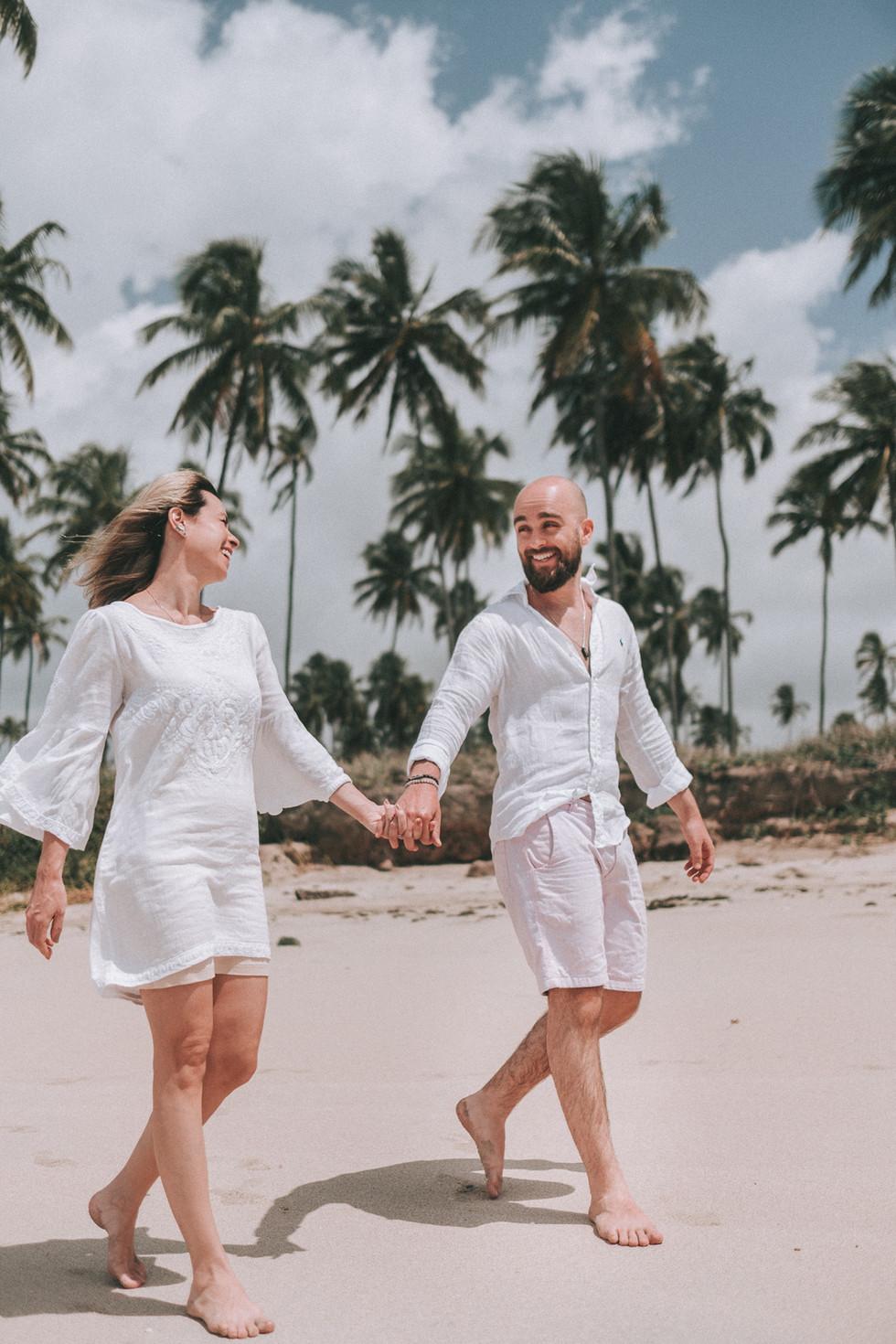pre wedding photos caribe
