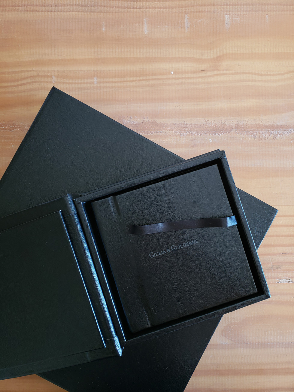 Álbum 30x30cm +Réplica 15x15cm