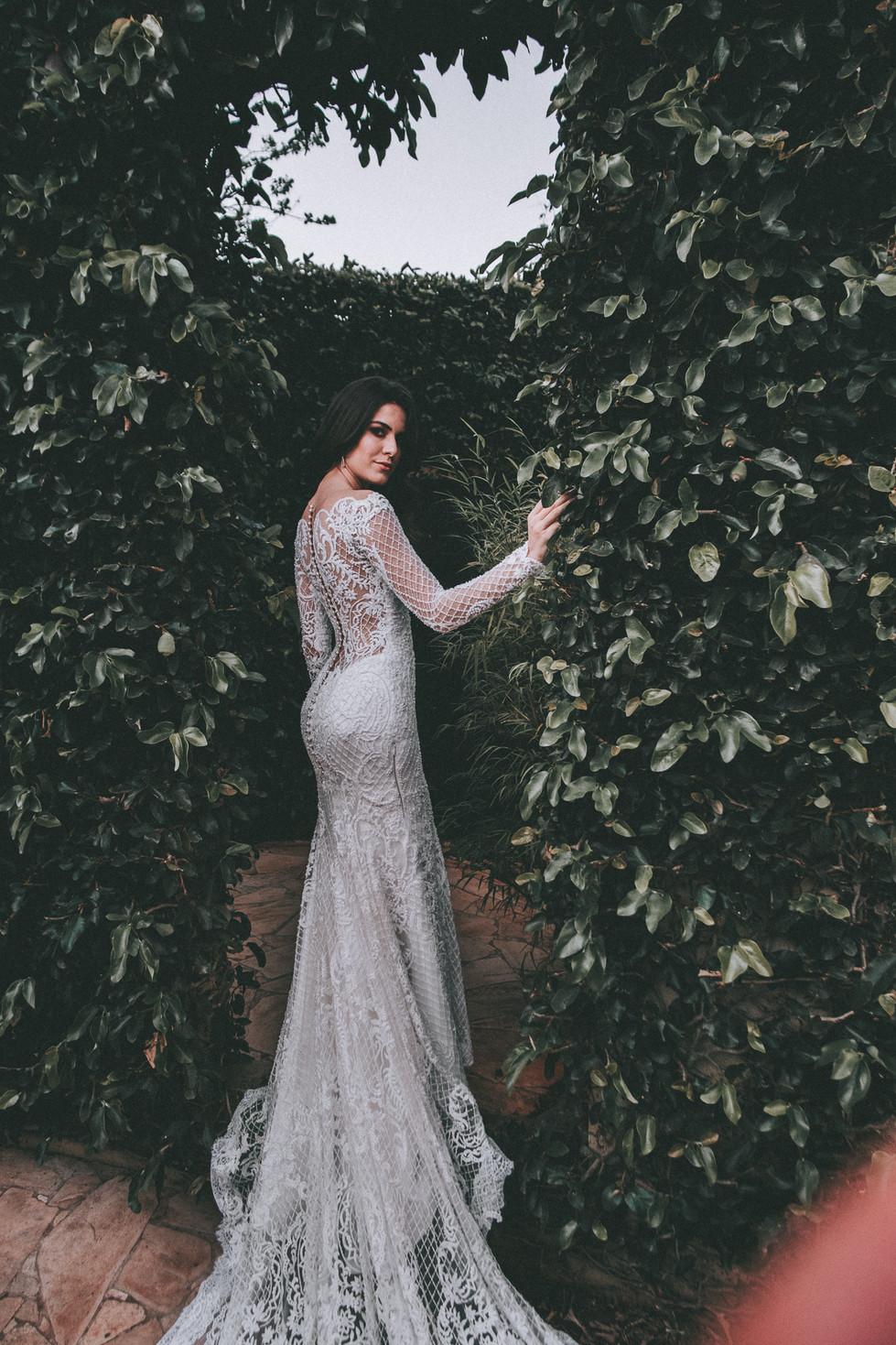 vestido de noiva bordado londrina