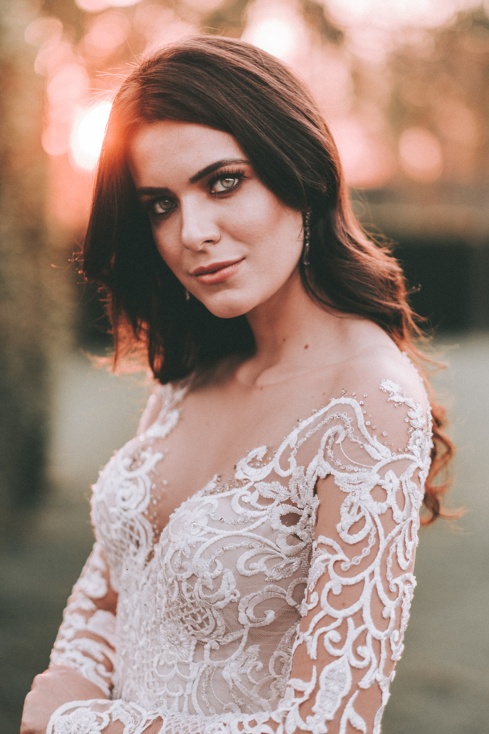 vestido de noiva boho londrina
