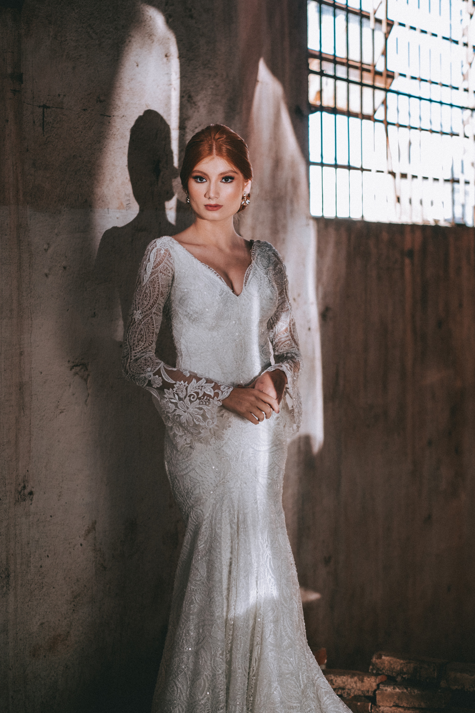 Vestido de noiva Eliana Zanini