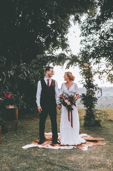 Casamento B&A
