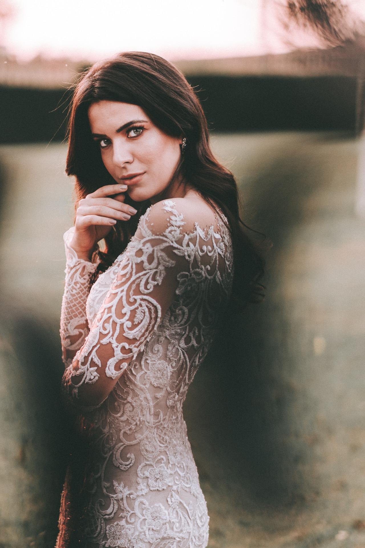 vestido de noiva alta costura londrina