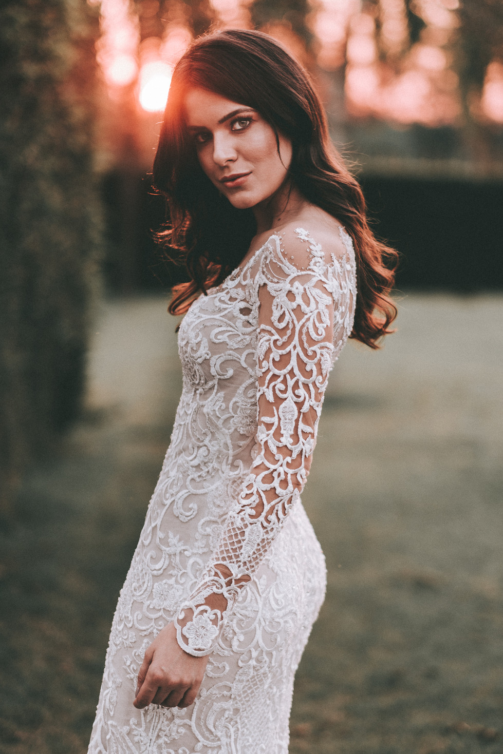 vestido de noiva justo londrina