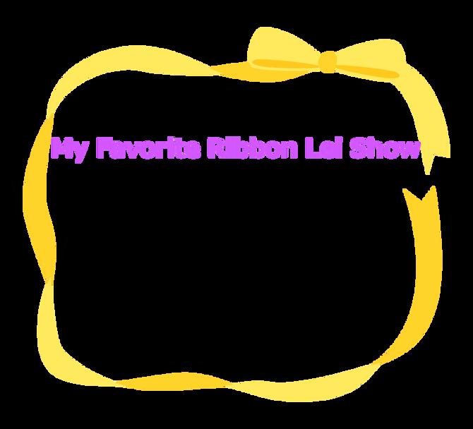 8月29日開催予定のリボンレイショーMy Favorite Ribbon Lei Show中止のお知らせ