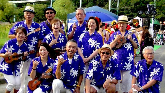 JST Hawai'i FestivalにISLAND LIFE ウクレレチームが出演します!