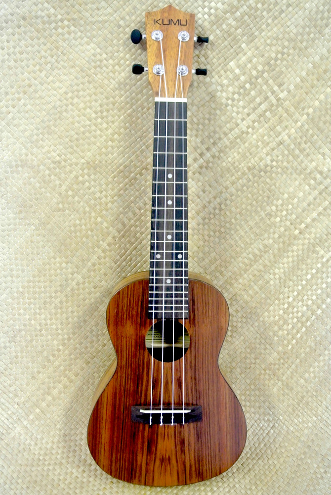 Kumu ukulele New Model 入荷!