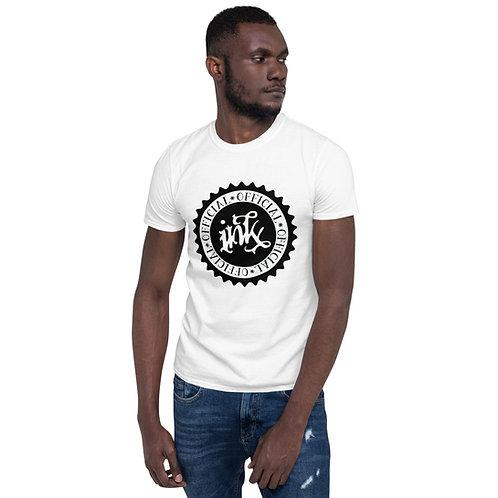 Short-Sleeve Unisex T-Shirt w/DARK LOGO