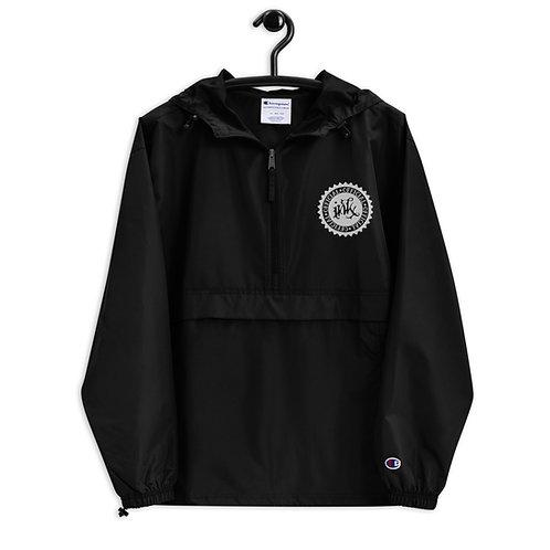 Embroidered Champion Rain Jacket