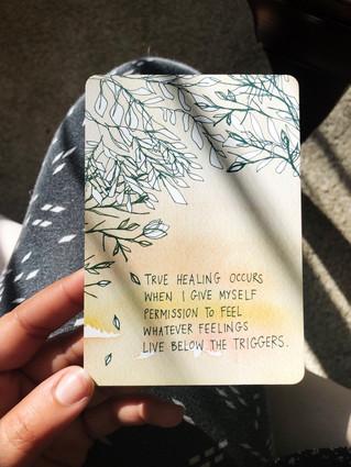 Meditation and Reflection
