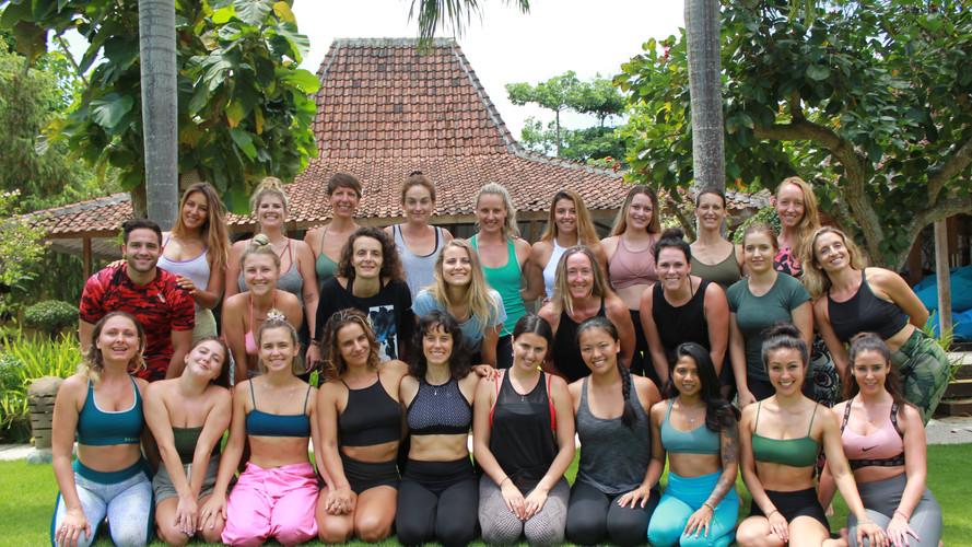 YogaKoh Yoga Teacher Training Bali