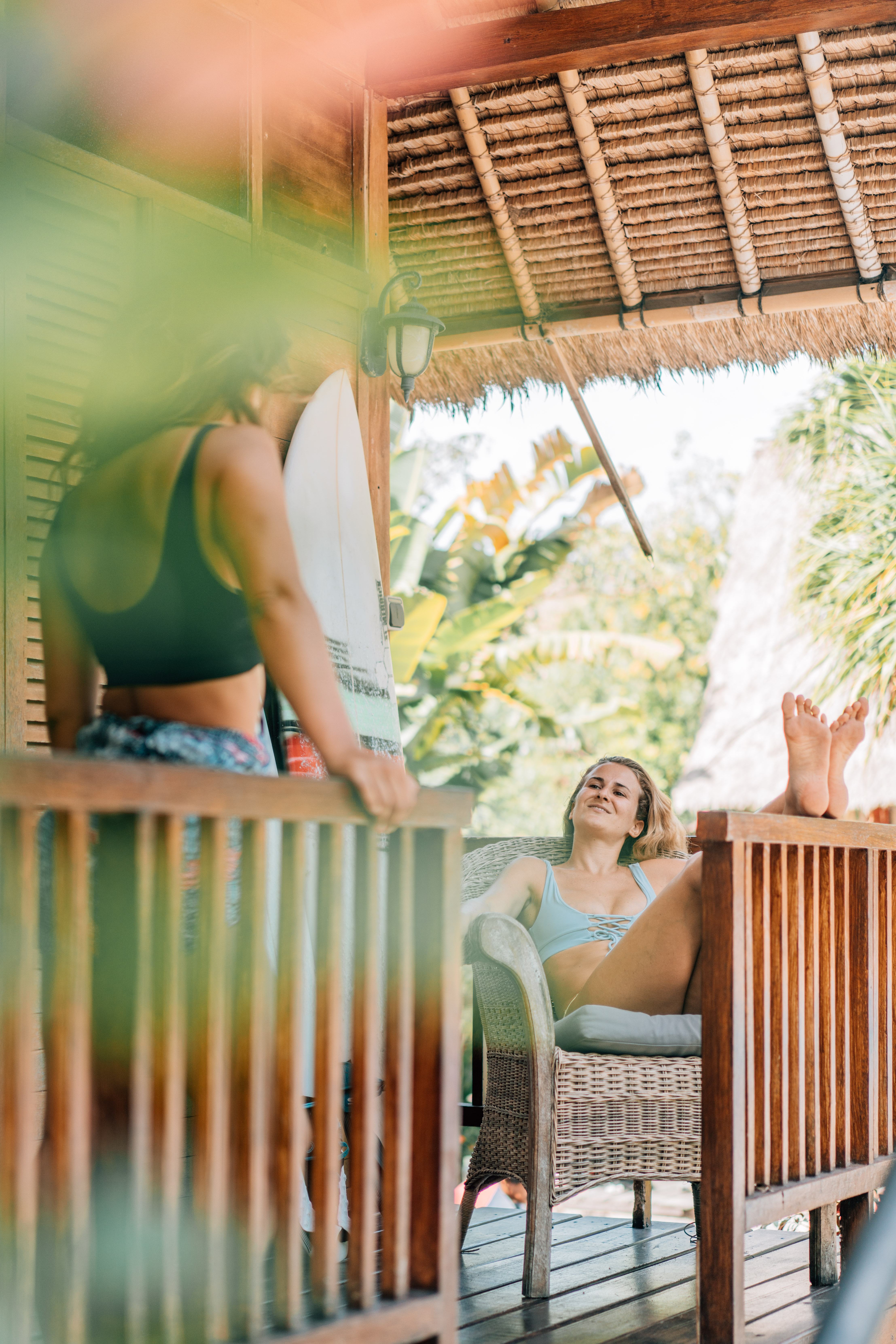 Surf Yoga Retreat Bali