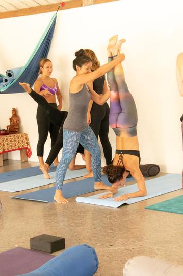 yogakoh inversion workshop