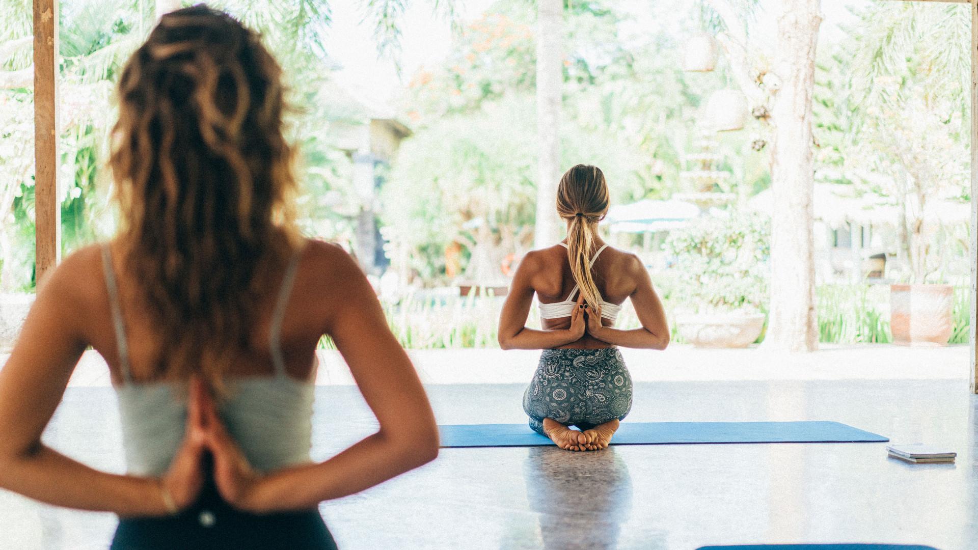 yogakoh bali location