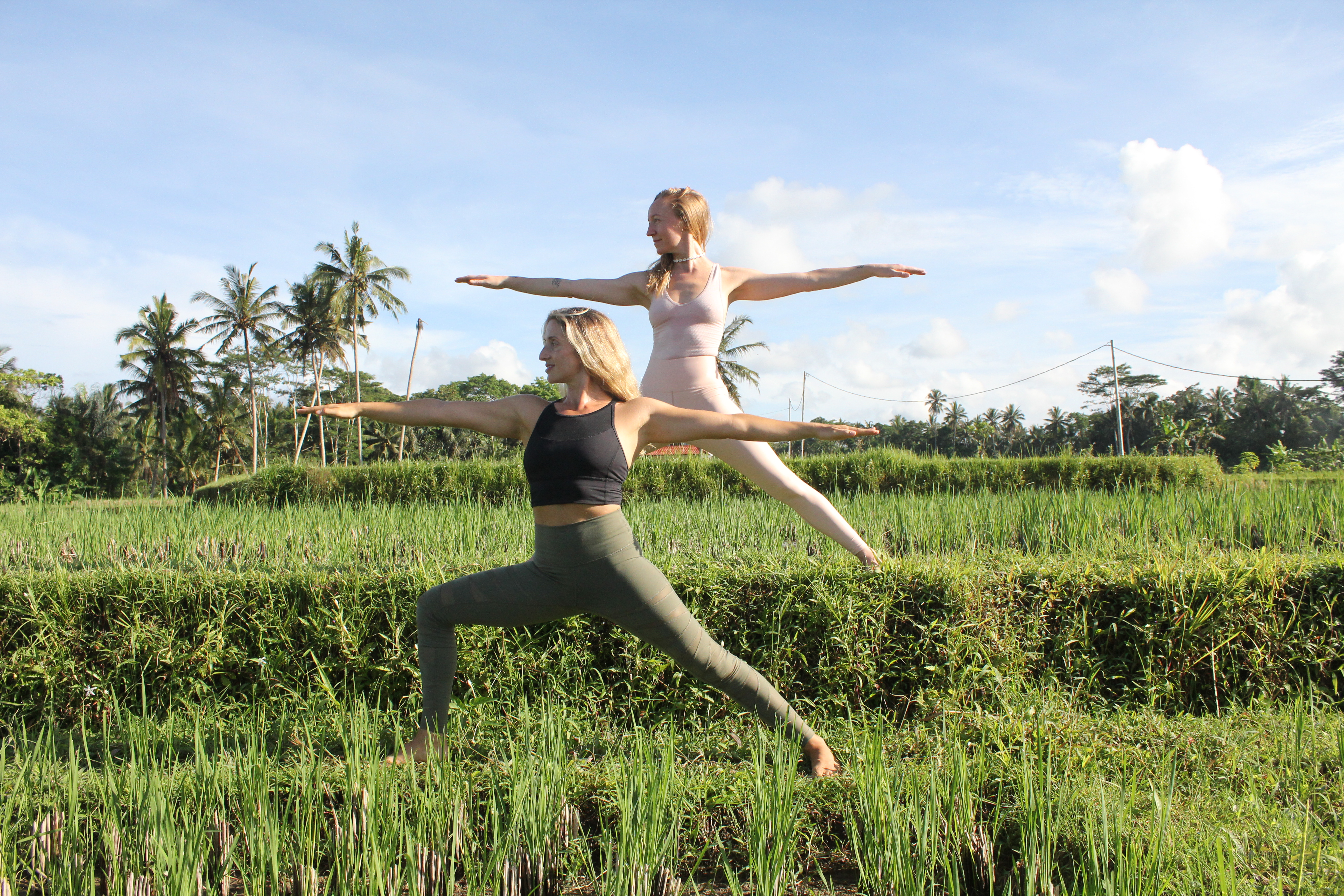 Yoga Shot UBud