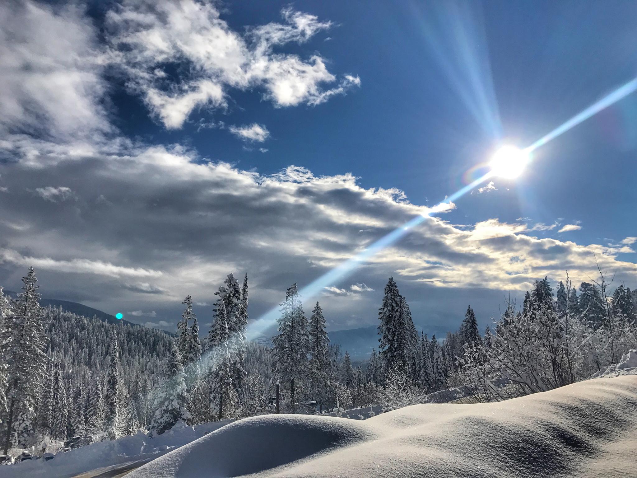 breathe into winter retreat