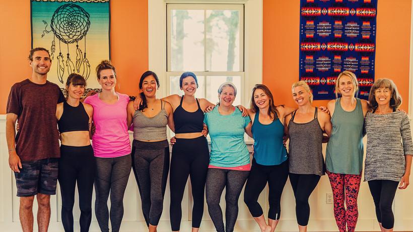 Dancing Spirit Ranch Yoga Teacher Training