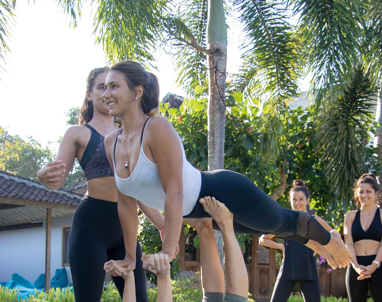 YogaKoh acro yoga