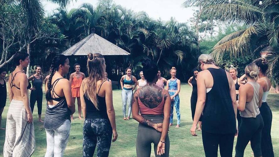 Bali Yoga YogaKoh