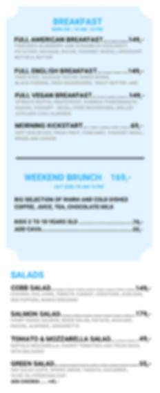 Stempel - bar & kitchen | Brunch Menu | Restaurant Vesterbro