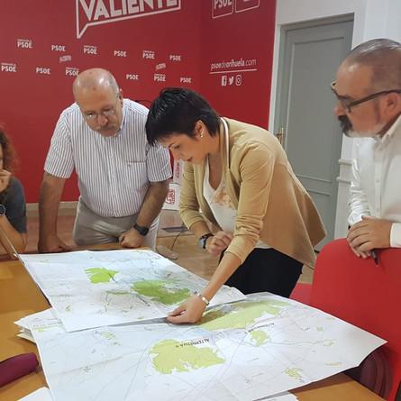 El PSOE propone al pleno la creación de una nueva zona Industrial