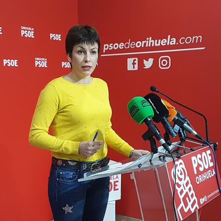 El PSOE exige al gobierno local paralizar la venta de suelo municipal en la costa oriolana.