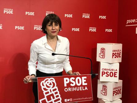 PSOE exige que Orihuela no retrase adherirse a las Ayudas del Consell para sectores más afectados