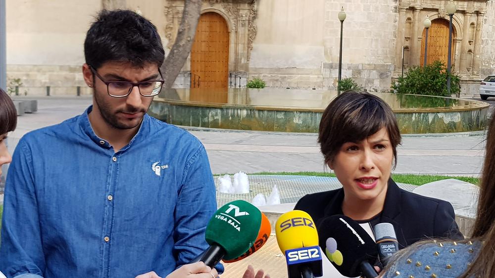 Pleno Extraordinario Explicaciones Bascuñana
