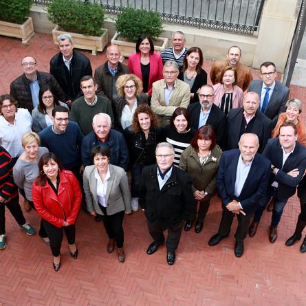 El PSOE presenta el Equipo de Campaña para las Elecciones de 2019