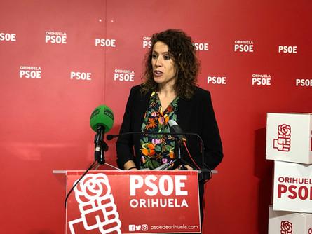PSOE: Las disputas  del Gobierno de Orihuela están paralizando la gestión municipal.