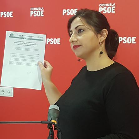 PSOE pide mantener la exención de tasas de sillas y mesas en 2021y reducir al 50% la de mercaderes