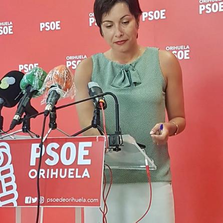 PSOE pide al gobierno local que cumpla y costee las obras de Polígono Industrial de Orihuela